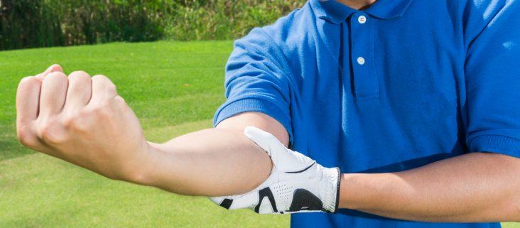 Golferski lakat