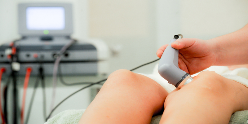 AC ultrasound